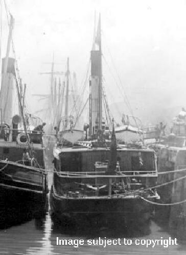 PAEROA  1892 - 1917 Photograph: New Zealand National Maritime Museum